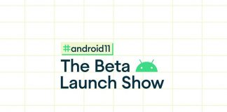 On YouTube 3 June The Android 11 Beta Launch Show