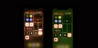 iphone 11 green screen issue