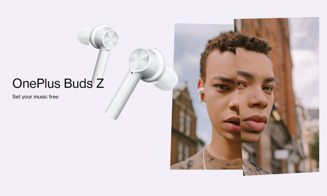 OnePlus Buds Z launch