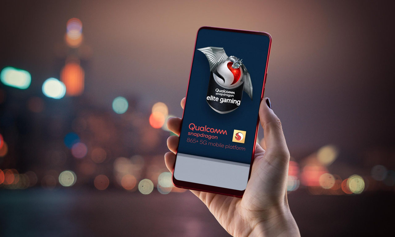qualcomm gaming smartphone with asus