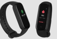 xiaomi mi band 6 first leak